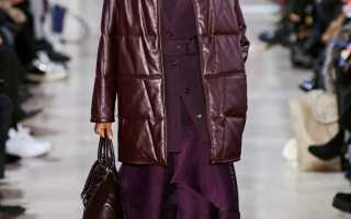 Самые модные куртки на осень-2020: короче, ещё короче!
