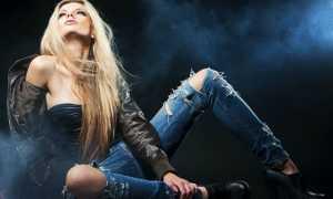 Как сделать потертости на джинсах в домашних условиях и способы сделать состаренный рваный эффект