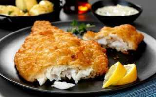 Камбала жареная: как приготовить рыбу