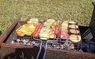 Овощи на мангале – как приготовить, быстро и вкусно замариновать в домашних условиях