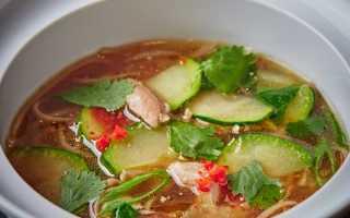 Суп из утки домашней или дикой – как приготовить вкусное первое блюдо