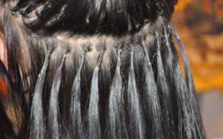 Нарощенные волосы с фото до и после – как мыть, расчесывать и правильно подбирать уходовые средства