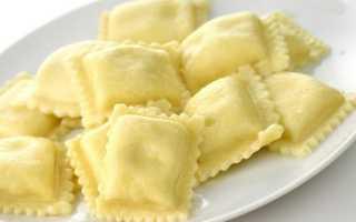 Равиоли – что это такое, как приготовить итальянские пельмени в домашних условиях