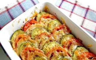 Кабачки в духовке – вкусные пошаговые рецепты приготовления овощей