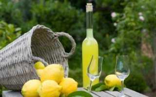 Лимончелло в домашних условиях – рецепт приготовления, видео